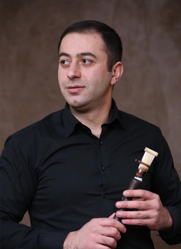 Artak Asatryan Portrait
