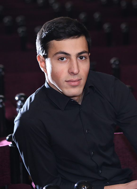 Georgy Minasyan Jr Portrait