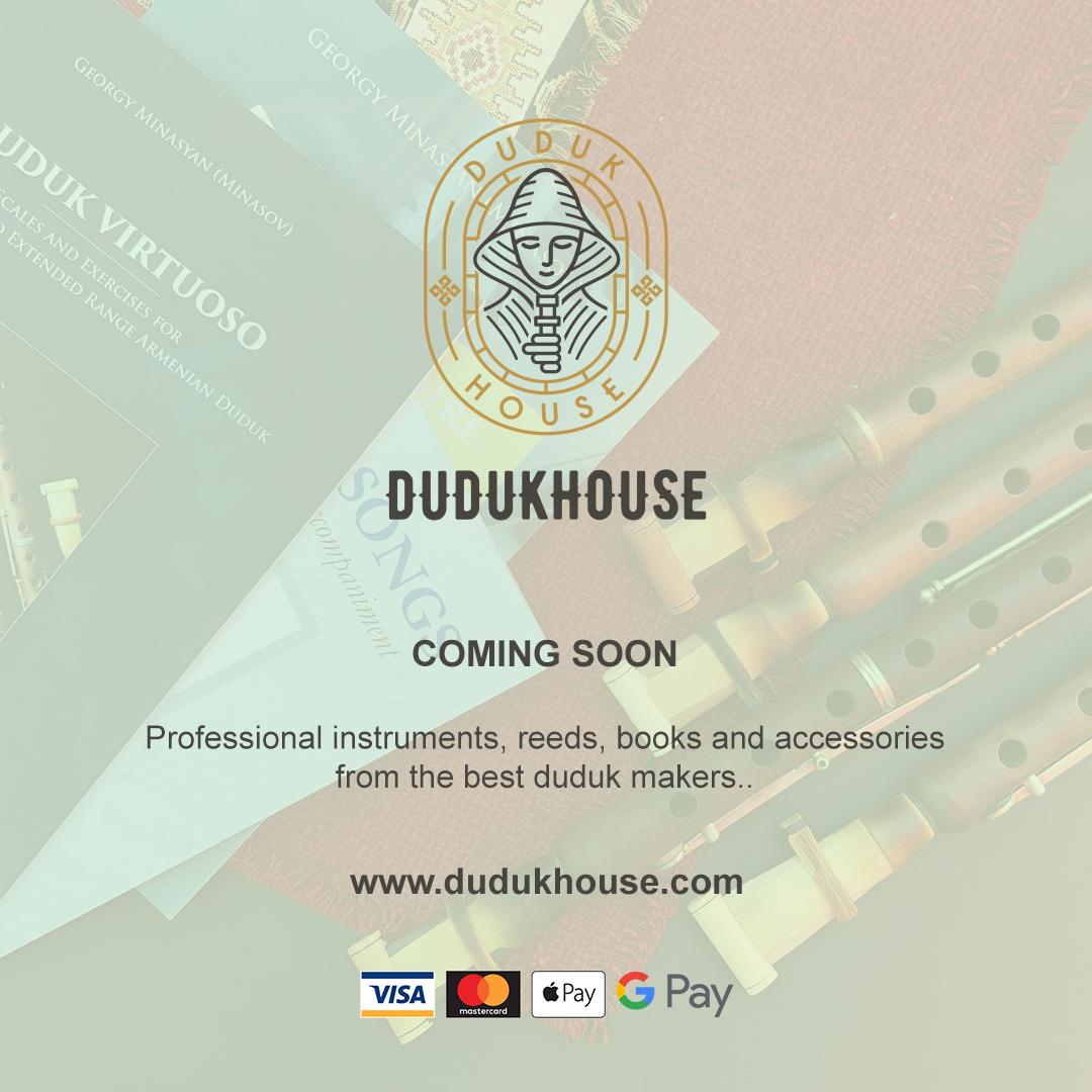 Dudukhouse - Armenian Duduk Store