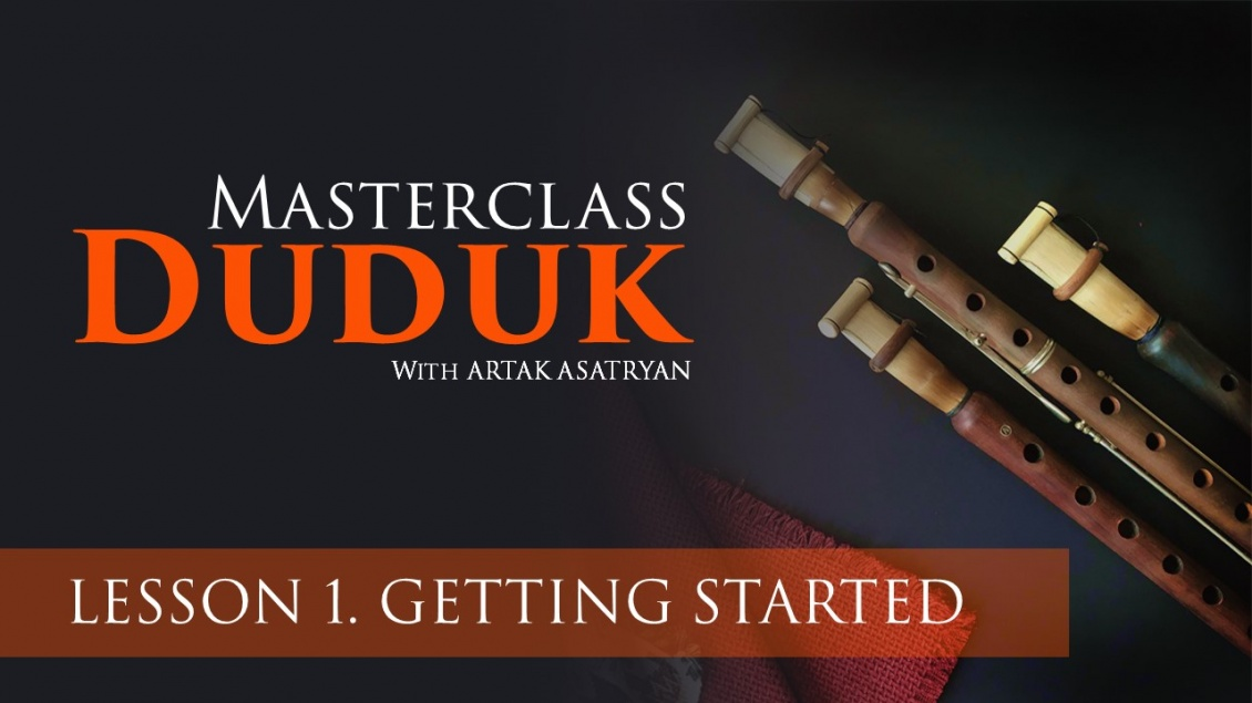 Duduk Masterclass